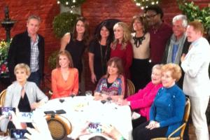 Hot in Cleveland MTM Reunion Taping - 4-5-13