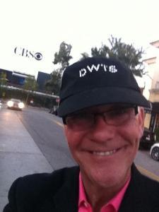 Chuck at DWTS (5-14-13)