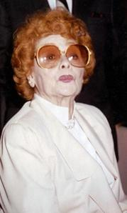 Lucille Ball - April, 1989